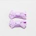 """Маленькие бантики """"Вишенка на торте"""" (цвета в ассортименте)"""