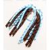 """Украшение для волос """"Спиральки"""" (цвета в ассортименте)"""